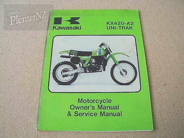 99963-0041-01, KX420 Manual (81)