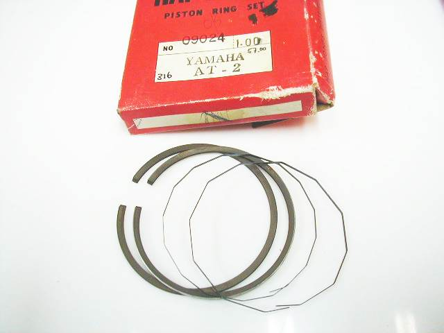 HJ-AT2-R100 - Yamaha AT2 AT-2 Piston Rings