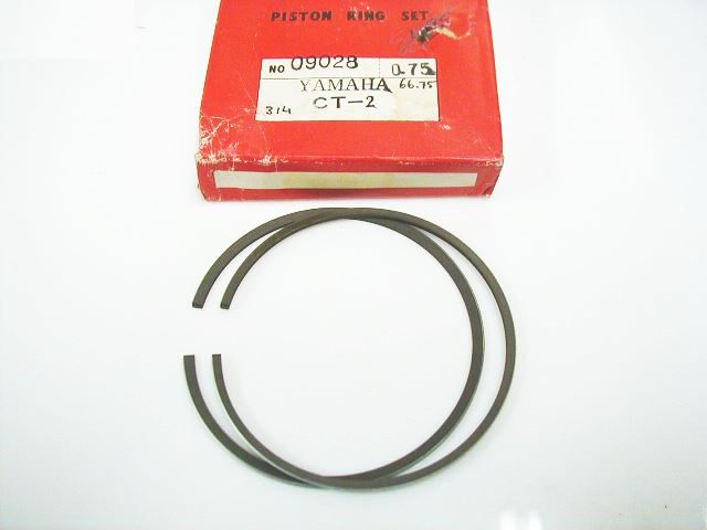 HJ-CT2-R075 -  Yamaha CT2 CT-2 Piston Rings