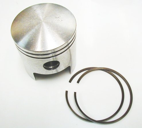 HJ-DT1-SetSTD - Yamaha DT1 DT-1 Piston and Rings
