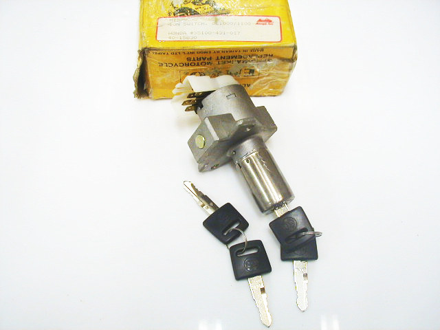 M15830 - Honda Goldwing Ignition Switch