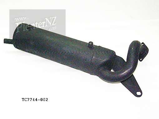 TC7744-002 - Tunit Exhaust Suzuki CL50 Love