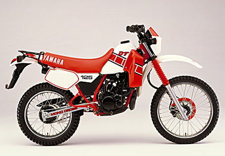 1986-1987 DT125LC 35A